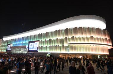 Rebaptisée Paris La Défense Arena, l'enceinte dévoile sa nouvelle identité