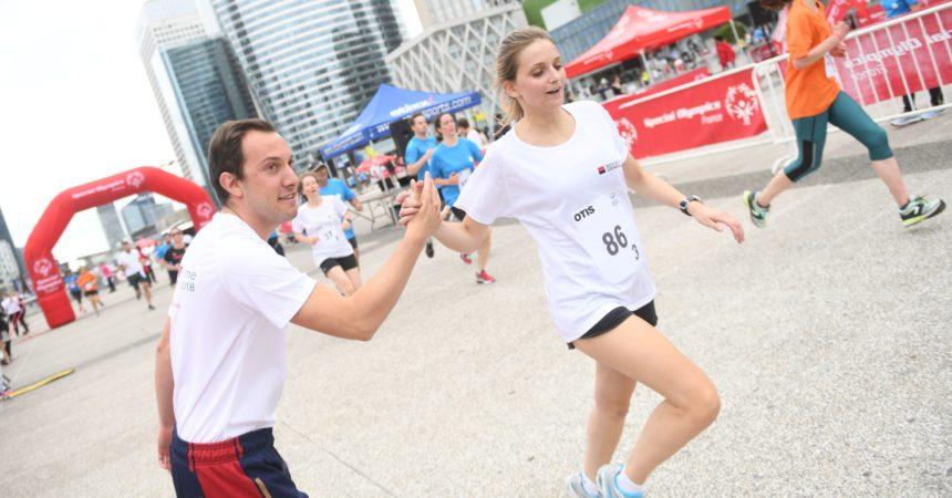 Leur participation a permis de récolter plus de 145 000 euros pour la Special Olympics