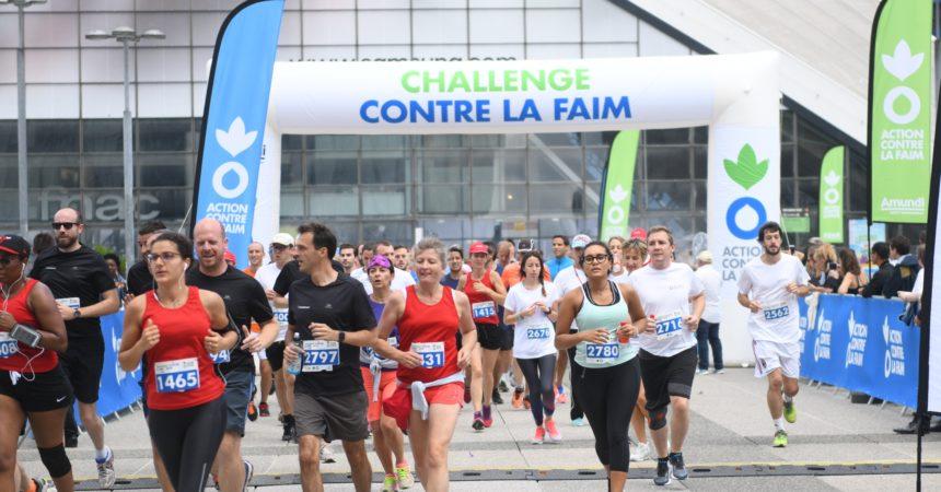 Avec son Challenge contre la Faim, ACF collecte plus de 750 000 euros