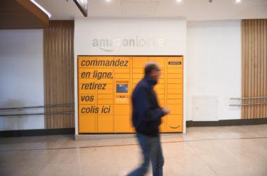 Amazon va installer ses consignes en gare de La Défense
