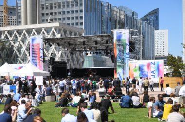 Une semaine de musique sur le parvis avec La Défense Jazz Festival