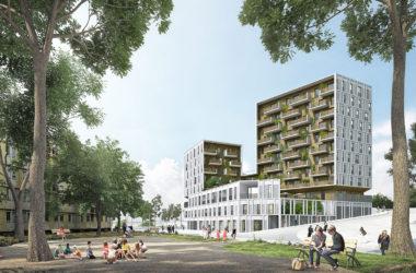Cœur de Quartier à Nanterre : signature de l'acte de vente pour le projet Versus