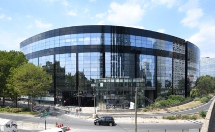 Le groupe Monceau Assurance rachète l'immeuble The Curve