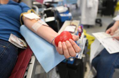 Sous l'Arche, l'EFS a besoin de votre sang pour sauver des vies