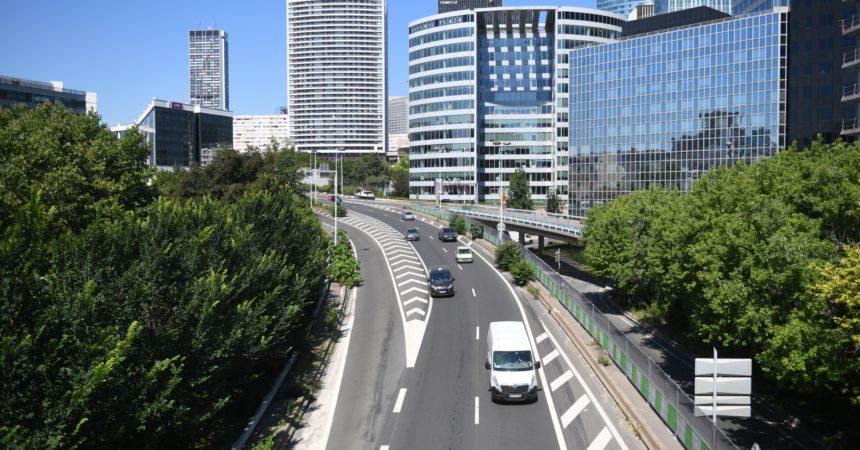 Le département des Hauts-de-Seine veut faire du boulevard circulaire de La Défense un lab d'expérimentation