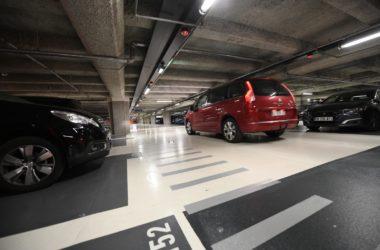 Pendant les travaux du RER A garez-vous pour moins cher dans les parkings de La Défense