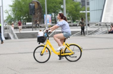 Ofo ne veut plus voir ses vélos à La Défense