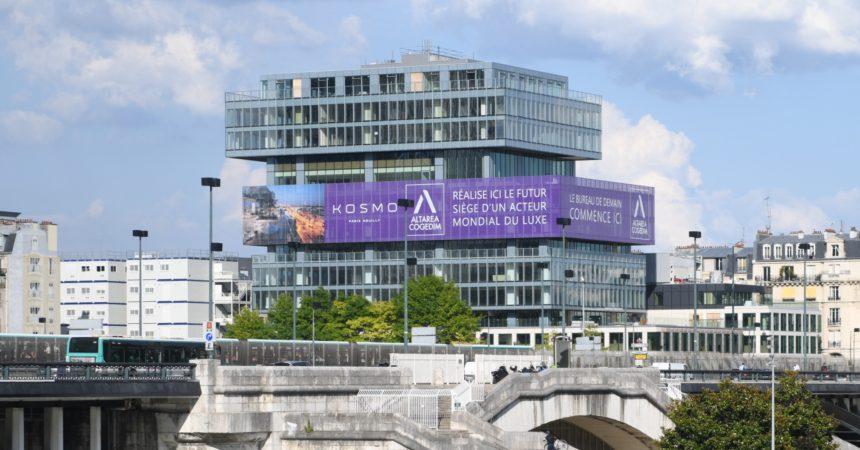Neuilly-sur-Seine : la Société Générale rachète à Altarea Cogedim l'immeuble Kosmo