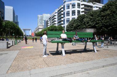 Une balade artistique pour fêter les soixante ans de La Défense