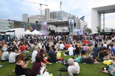 L'édition 2018 de La Défense Jazz Festival a attiré 38 500 spectateurs