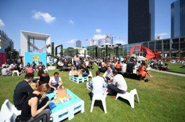 Paris La Défense part à la recherche d'un organisateur pour son animation estivale