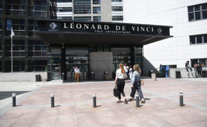Le pôle universitaire Léonard de Vinci ouvre ses portes à ses futurs étudiants