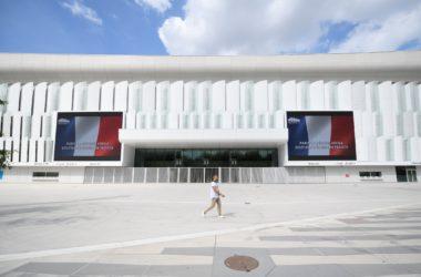 La finale de la Coupe du Monde sera diffusée devant l'Arena