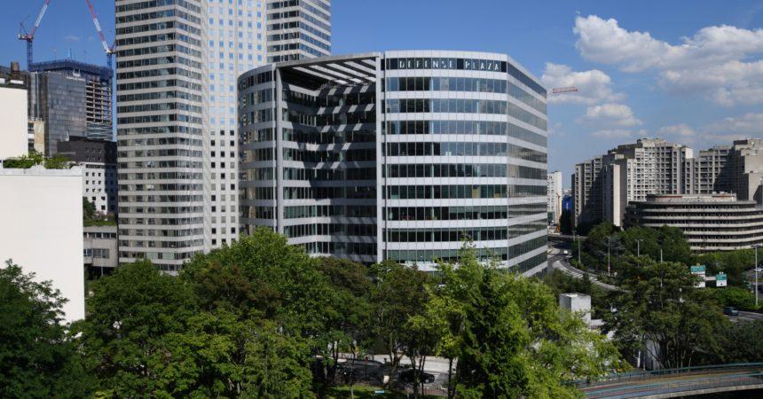 Otis va installer son nouveau siège France et EMEA dans la tour Défense Plaza