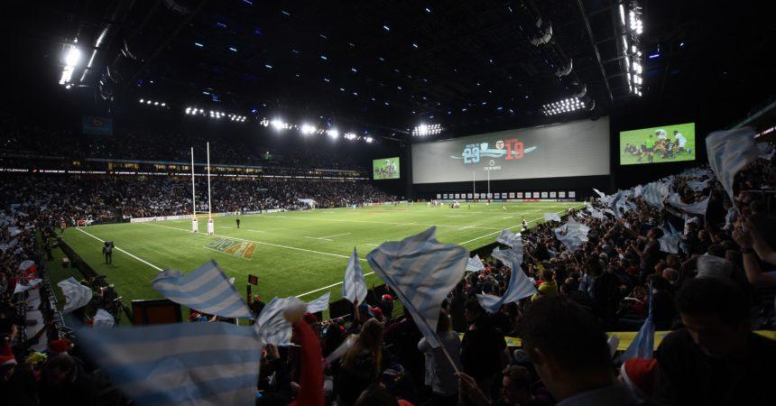 le rugby est de retour dimanche l arena defense. Black Bedroom Furniture Sets. Home Design Ideas