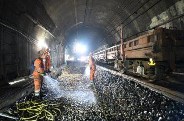 Travaux du RER A : un mois pour remplacer deux kilomètres de voies et poser quatre nouveaux aiguillages