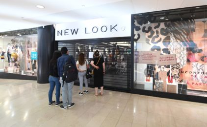 New Look veut fermer son immense boutique des 4 Temps