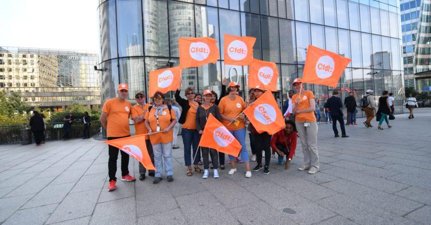 A La Défense les Yara dénoncent leurs conditions de licenciement