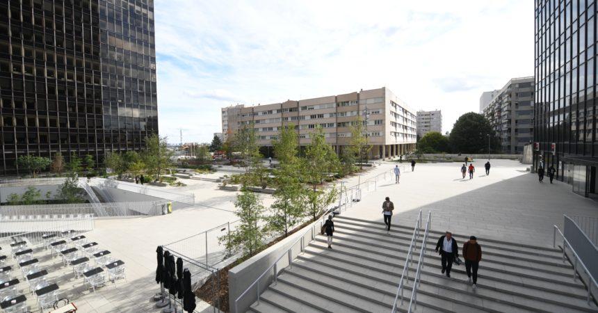 Mercredi on inaugure les nouvelles Terrasses Boieldieu