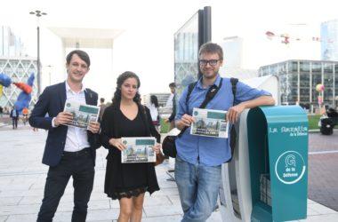La Gazette de La Défense, le nouveau journal du quartier d'affaires