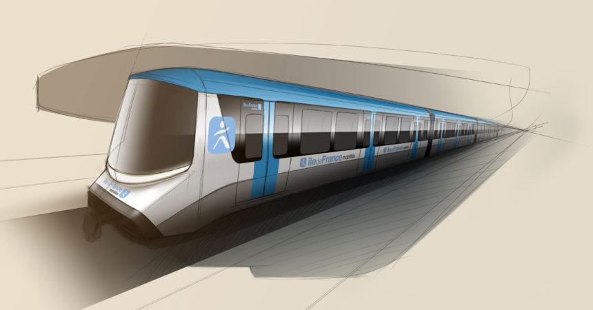 Alstom décroche le méga-contrat des métros du Grand Paris Express