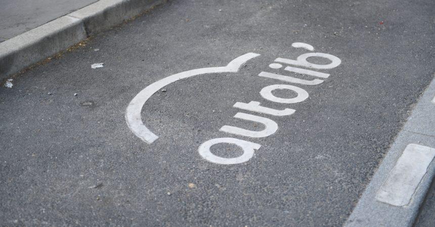 Fin d'Autolib' : à Puteaux les vélos remplaceront les voitures électriques
