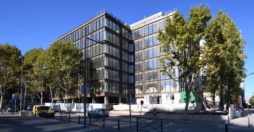 Groupama ajoute un sixième immeuble à son campus de Nanterre