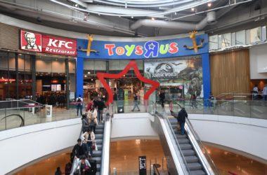 Le repreneur français de Toys'R'Us va conserver l'immense store des 4 Temps