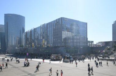 Groupama acte la vente du nouveau siège de RTE