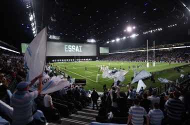 Top 14 : à l'arena le Racing domine Pau