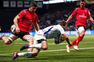 Champions Cup : le Racing 92 écrase l'Ulster
