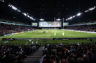 Du rugby entre les motos du Supercross et le concert de Paul McCartney à l'arena