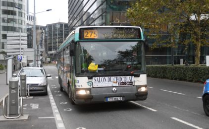 La RATP va améliorer la fréquence et les bus de sa ligne 275