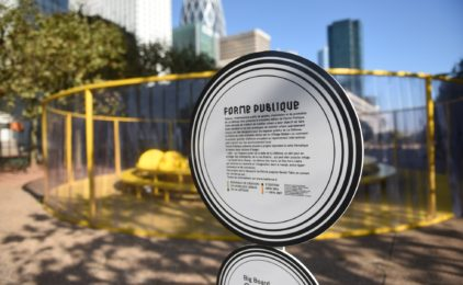 La Défense cherche les créateurs de sa prochaine biennale Forme Publique