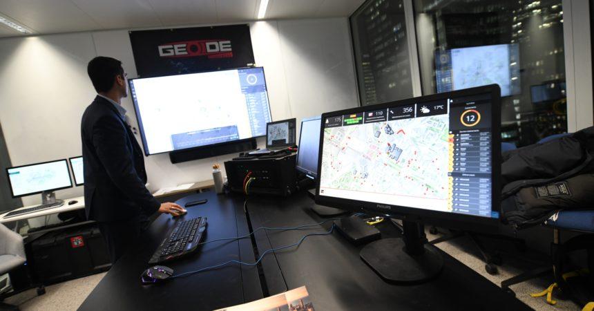 Un accélérateur de startups dans les bureaux de Paris La Défense