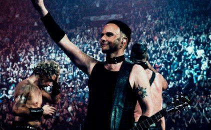 Le groupe allemand de métal Rammstein va donner deux concerts à l'arena
