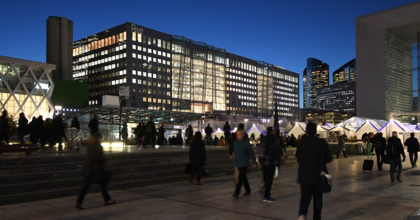 RTE confie à Steam'O l'exploitation FM de ses immeubles de La Défense