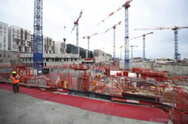 Les chantiers d'Origine et Nouvelle Vague vont permettre la création d'une vingtaine d'emplois chez les nanterriens