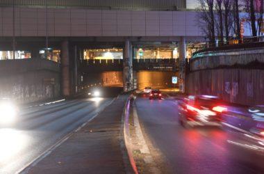 Le tunnel de La Défense partiellement fermé pendant plus de deux heures