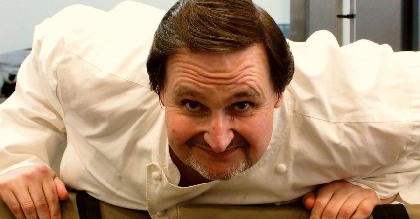 Philippe Conticini va donner un show culinaire ce samedi aux 4 Temps