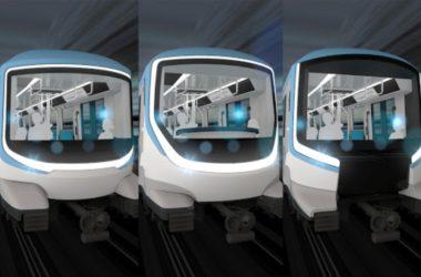 Vous allez pouvoir choisir le look des futures rames du Grand Paris Express