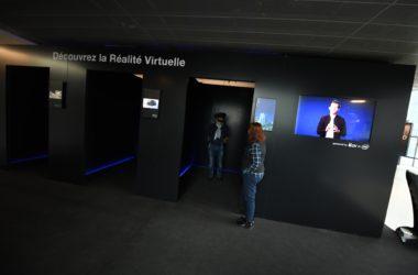 Avec la réalité virtuelle l'UGC des 4 Temps vous fait plonger au cœur du cinéma