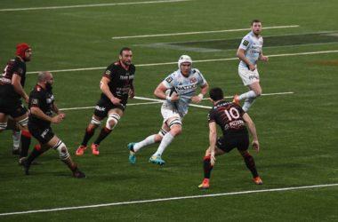 Top 14 : le Racing 92 bat Toulon 22 à 13 qui plonge dans la crise