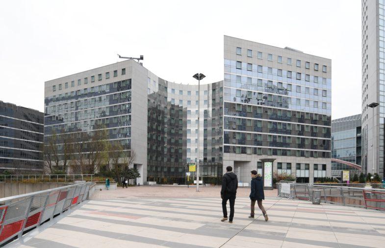 Spaces, le plus grand espace de coworking de France s'ouvre à La Défense