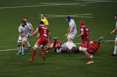 Coupe d'Europe : le Racing 92 s'impose face aux Scarlets et file en quart