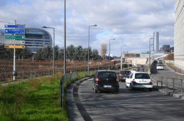 Le boulevard de La Défense se prépare à passer à double sens