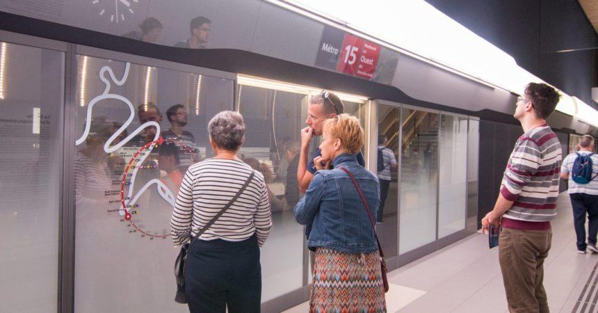 Un mois pour donner son avis sur la ligne 15 Ouest du Grand Paris Express qui passera par La Défense