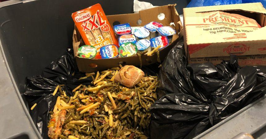 Paris La Défense ne veut plus voir de gaspillage alimentaire dans les restos d'entreprises