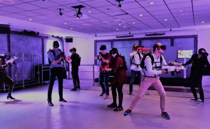 Au Cnit, Spartrack VR vous fait plonger au cœur de la réalité virtuelle