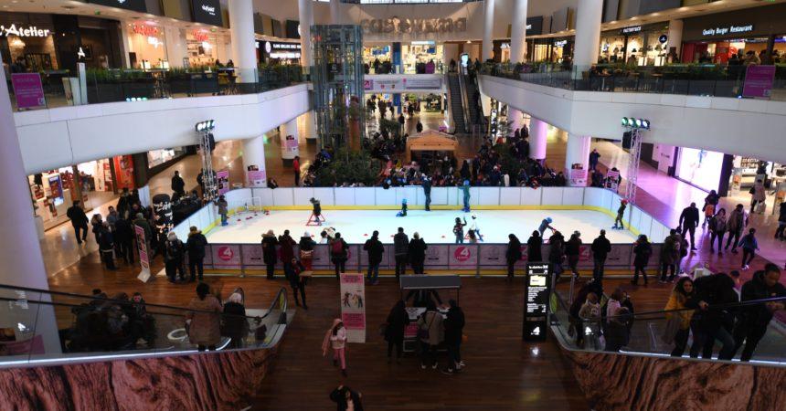 La patinoire des 4 Temps va revenir pendant les vacances
